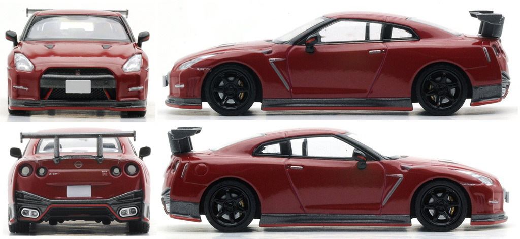 News : Tomytec's GT-R painted pre-production samples | 829 ...