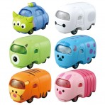 Tomica Disney TsumTsum Wave 3 Complete set of 6