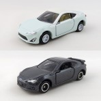 Tomica Fuji 86 Style with BRZ 2015 2pack