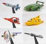 Tomica Thunderbirds Set of 6