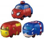 Tsum Tsum Marvel Set of 3